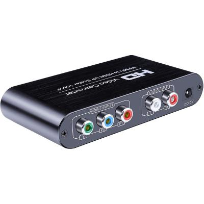 Scaler 1080P Full HD YPbPr Component Video