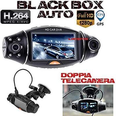 Telecamera Doppia Per Auto