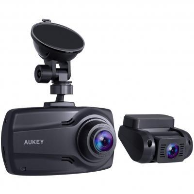 AUKEY Doppia Dash Cam da 1080 p