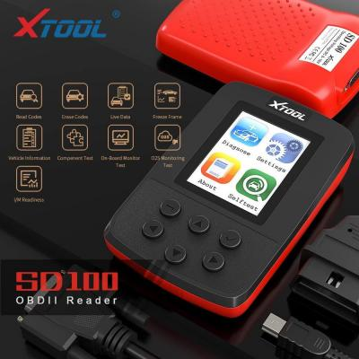 Xtool SD100 OBD2 Strumento diagnostico OBDII
