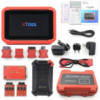 Xtool x-100 Pad tablet programmatore chiave